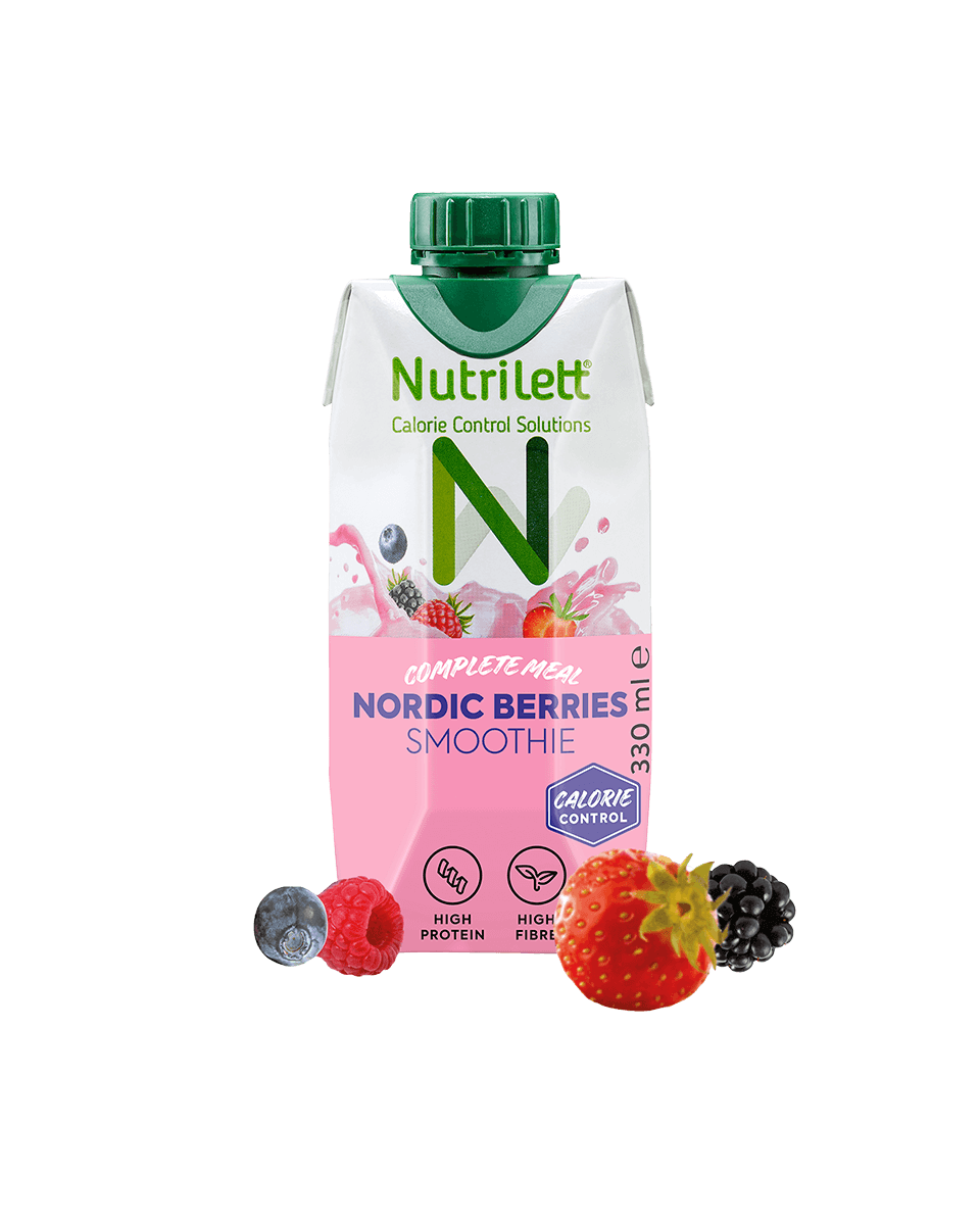 Nordic Berries Smoothie