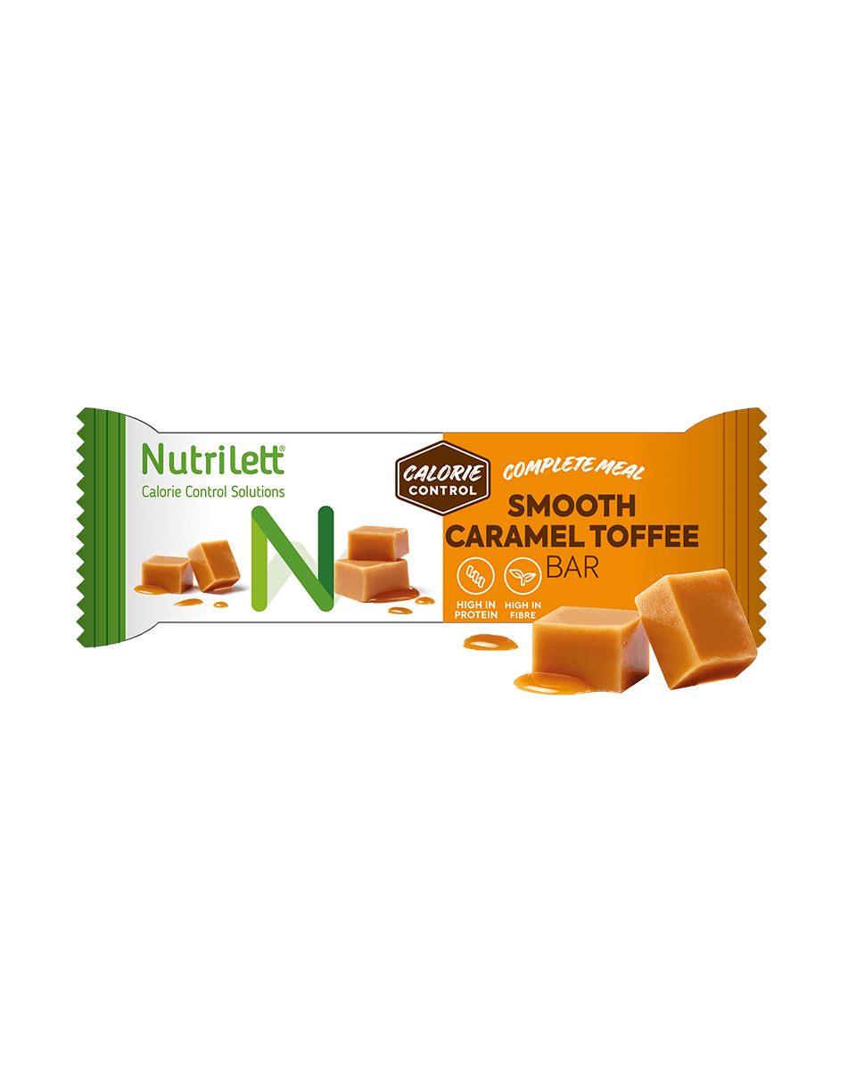 Smooth Caramel Toffee -patukka