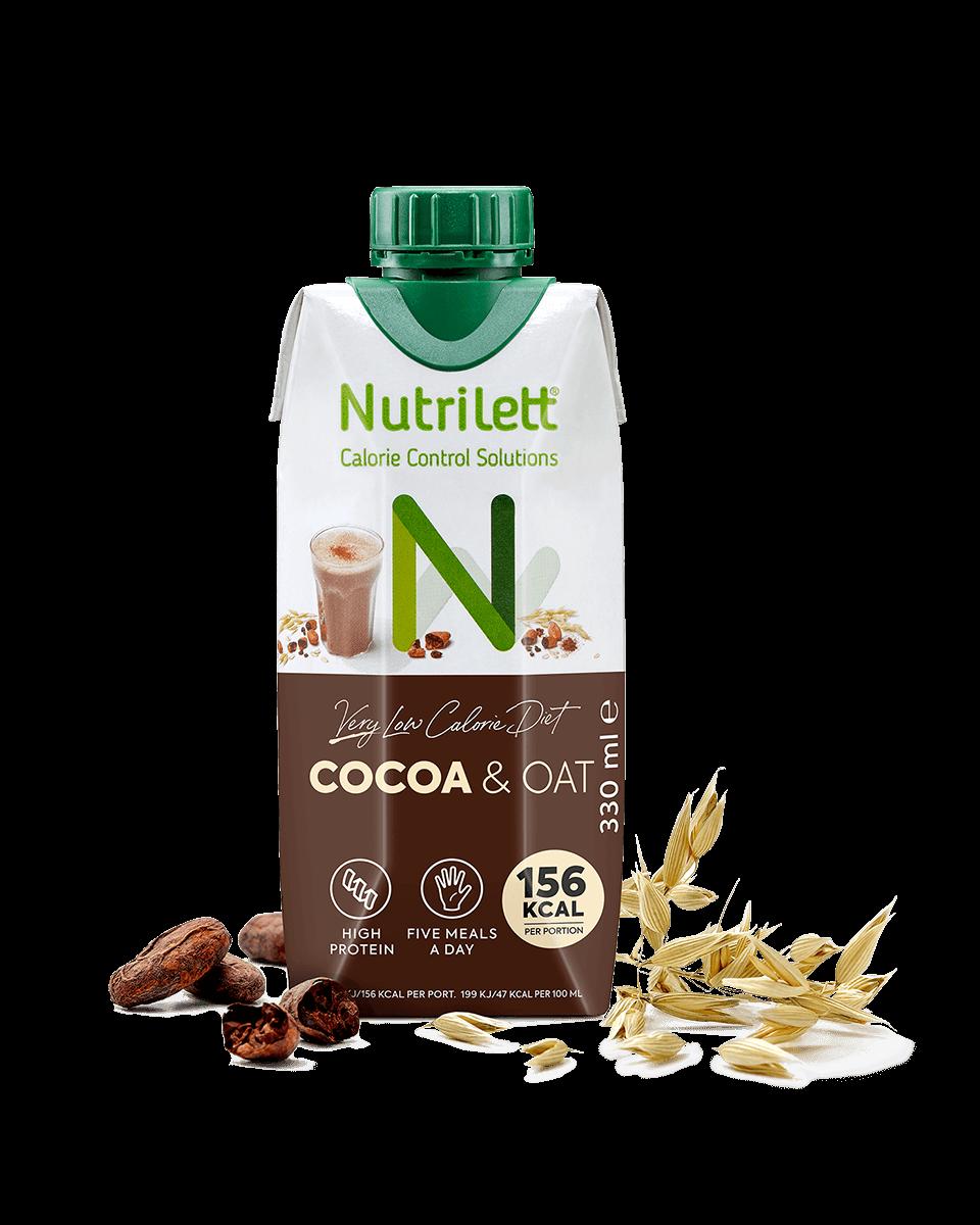 Cocoa & Oat Juoma