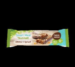 Tuotekuva: Smart Meal by Nutrilett Manteli-Aprikoosi -välipalapatukka