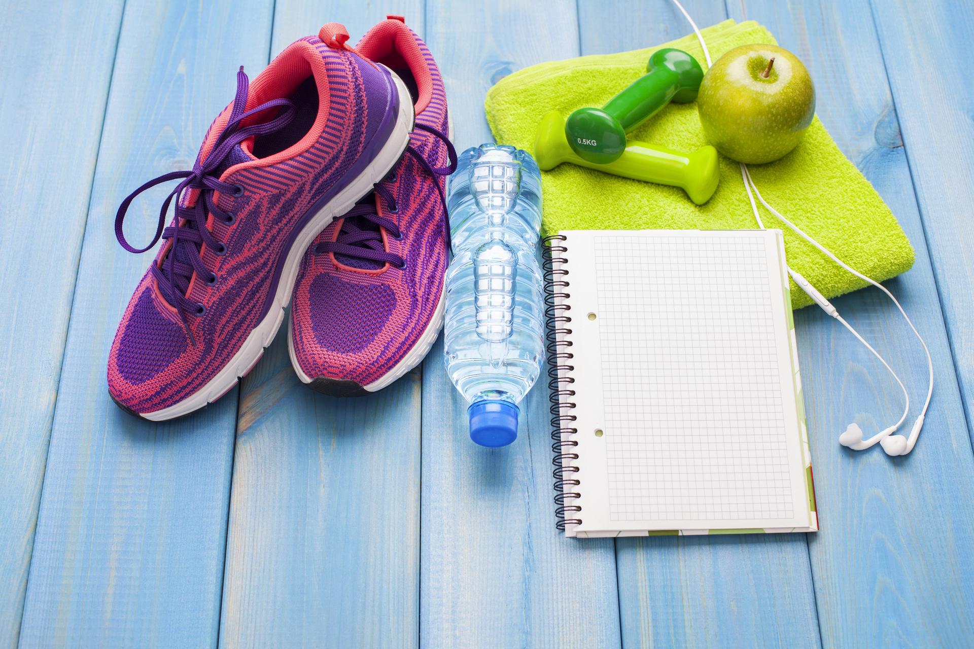 Harjoitusohjelman välineet