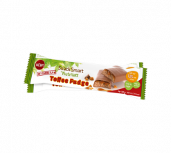 Tuotekuva: Nutrilett Snack Smart Toffee Fudge -välipalapatukka