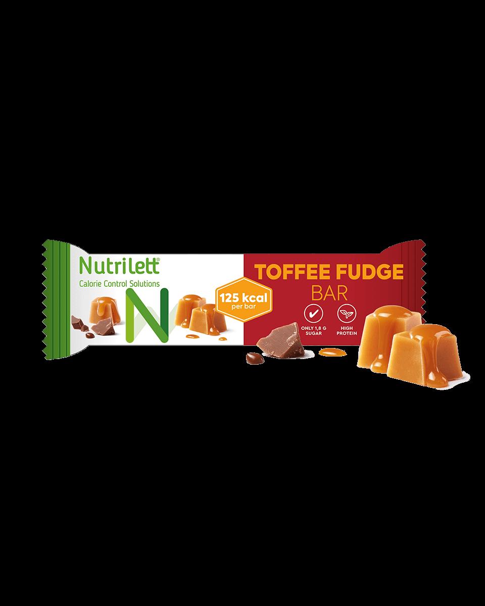 Toffee Fudge snack -patukka
