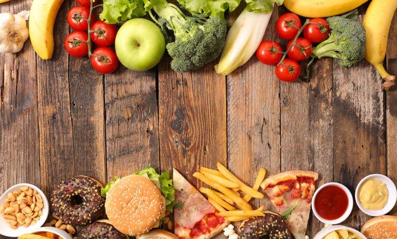 Vähäkalorinen roskaruoka