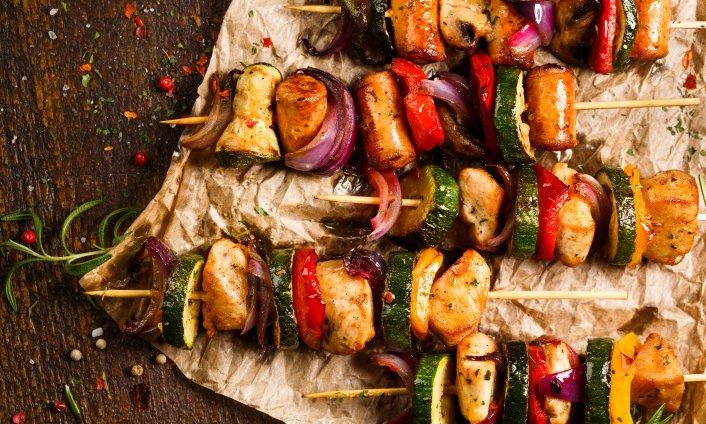 Hyviä ruokaohjeita grillaukseen