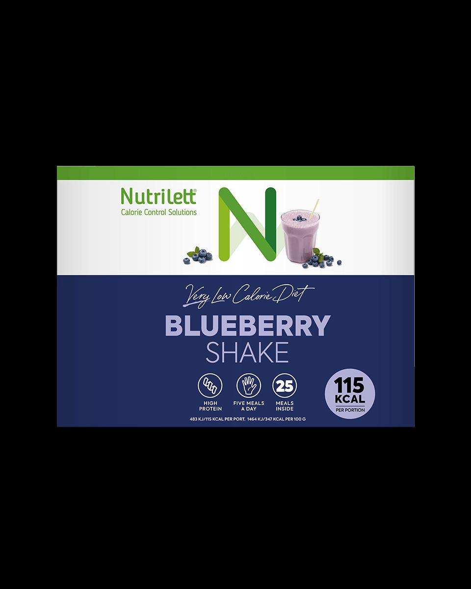 Blueberry Shake Rahkalla
