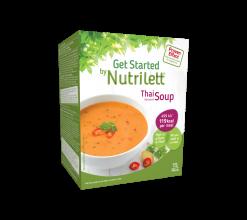 Tuotekuva: Get Started by Nutrilett, Thaikeitto. 15 kpl tuotepakkaus.