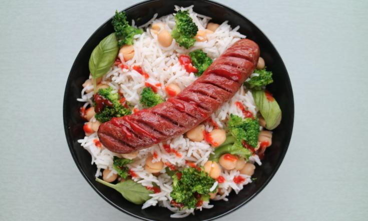 Makkara-aterian ohje