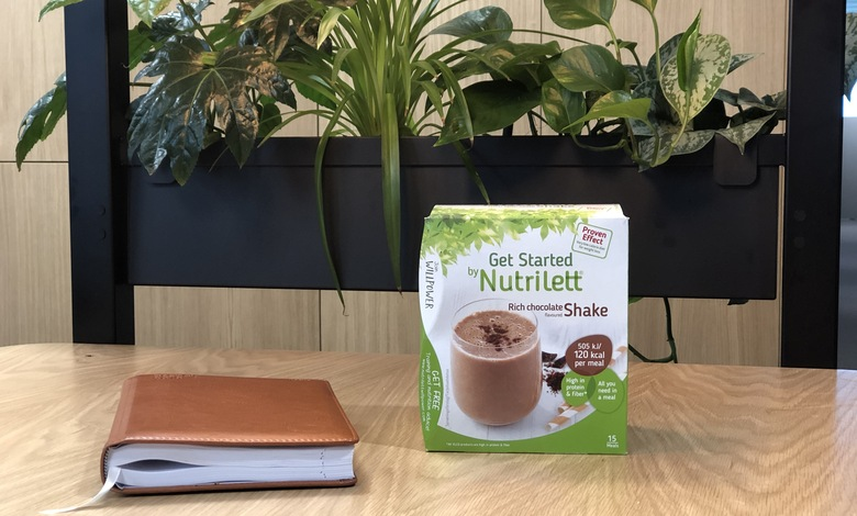 Nutrilett VLCD -suklaapirtelö
