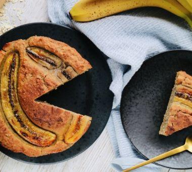 vegaaninen banaanikakkuresepti