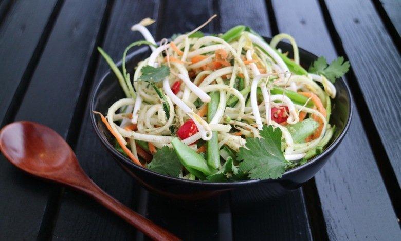 Vähäkalorinen Thai Green Curry on maukas ja eksoottinen päivällinen.